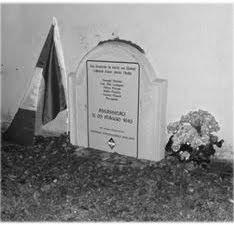 CIMITERO DI ARCENE - 3 MAGGIO 1945