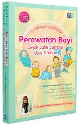 Buku Cara Merawat Bayi