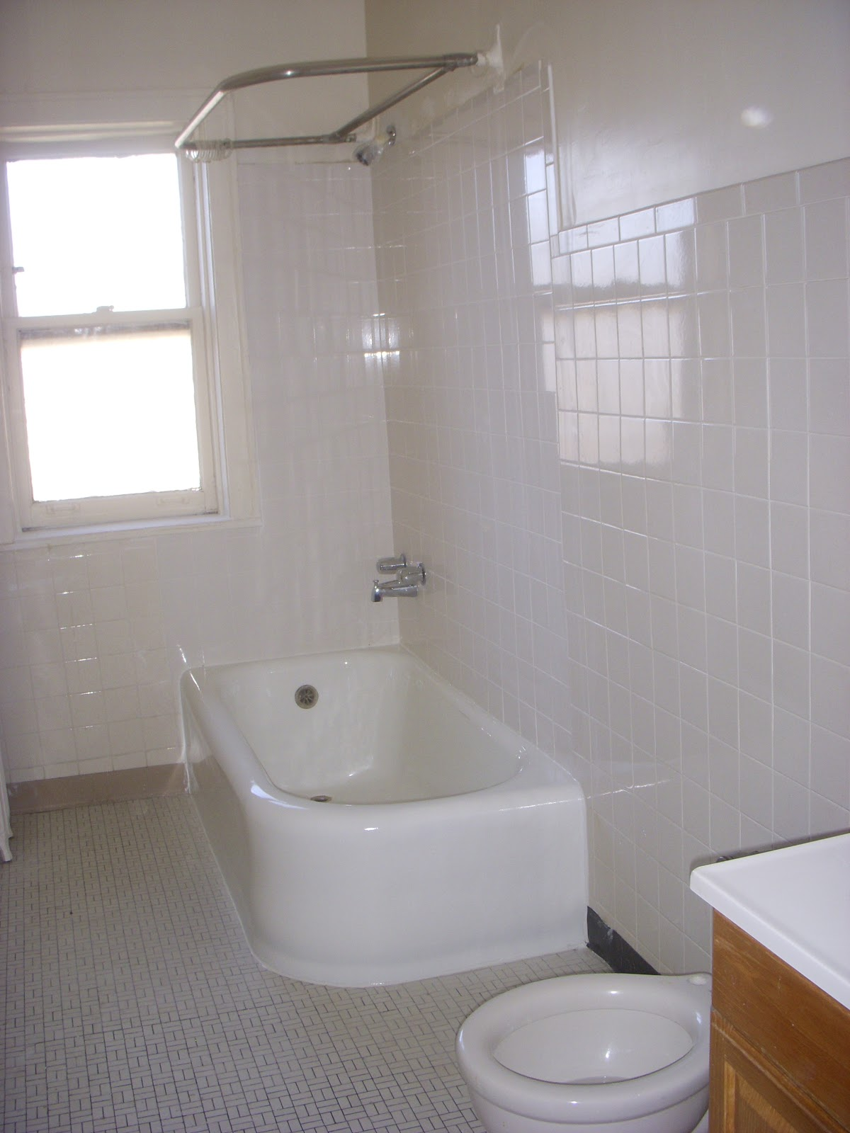 Esquilo Adaptado De mudança -> Banheiro Com Chuveiro Na Banheira