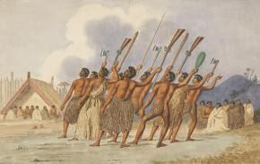 [Haka Maorí - NZ]