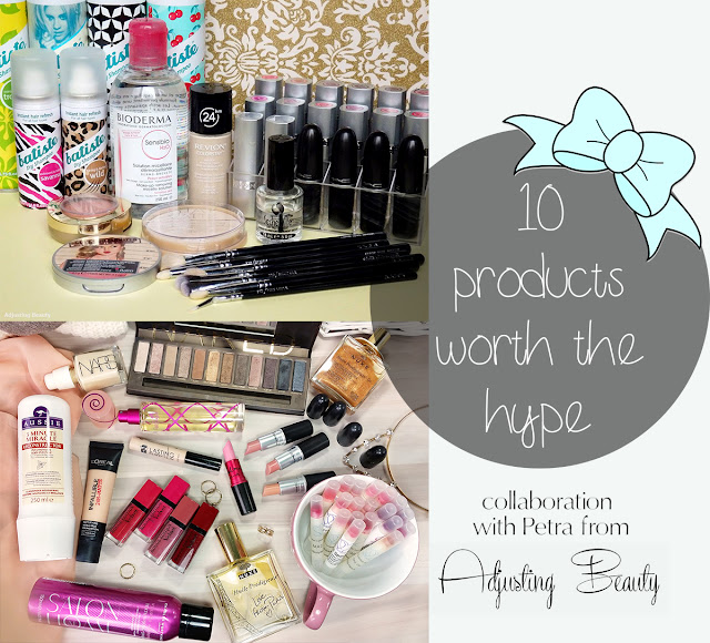 10 Products Worth the Hype: Collaboration with Petra from Adjusting Beauty
