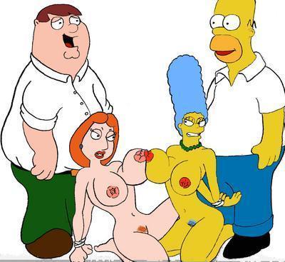 Порно картинки симпсоны гриффины 60839 фотография