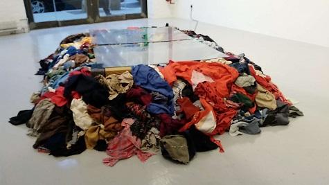 A x e s m u n d i vernissages arte povera in chelsea for Vetrinetta bassa arte povera