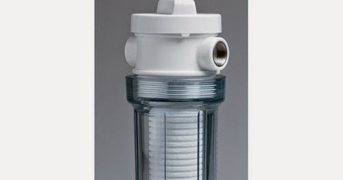 Diy Mobile Home Repair  Whole House Water Filter