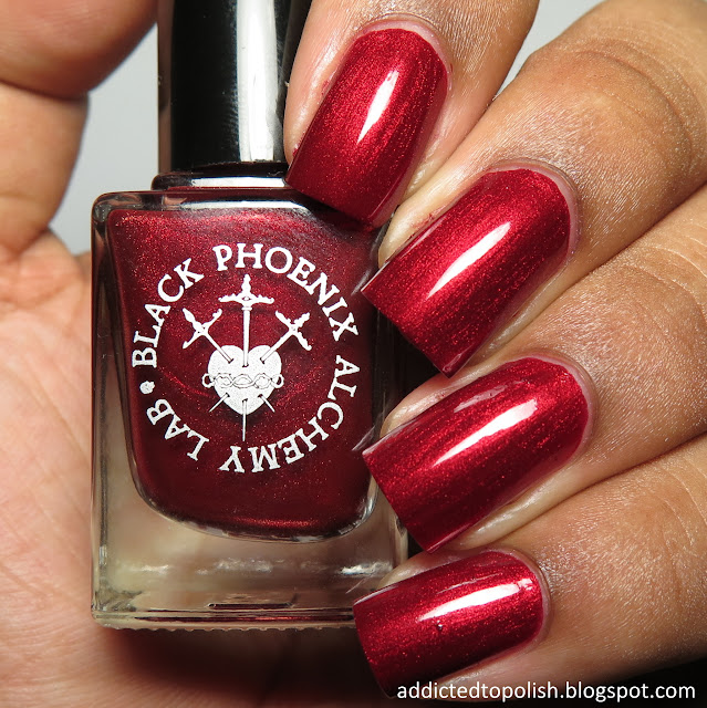 black phoenix alchemy lab le lethe claw polish