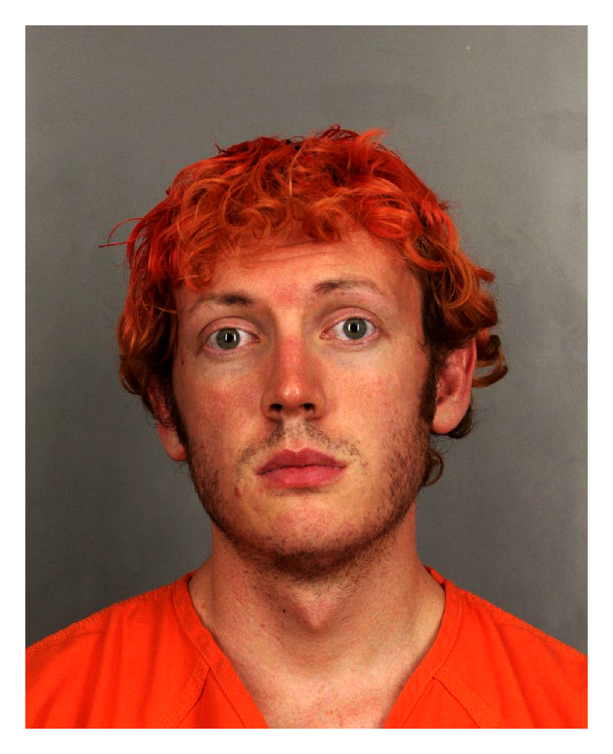 Mary's Be A GoodDog Blog: James Holmes, Jared Loughner