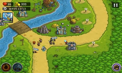 Kingdom Rush v2.0.2 Unlimited Gems Hack