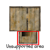 Problem with the floor