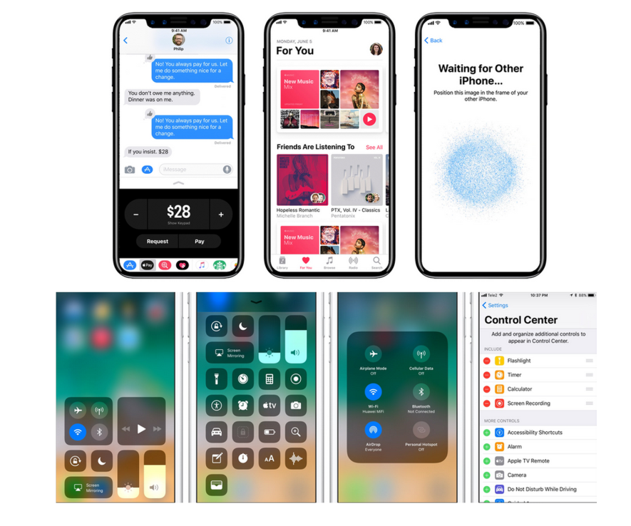 Iphone user manual ios 8