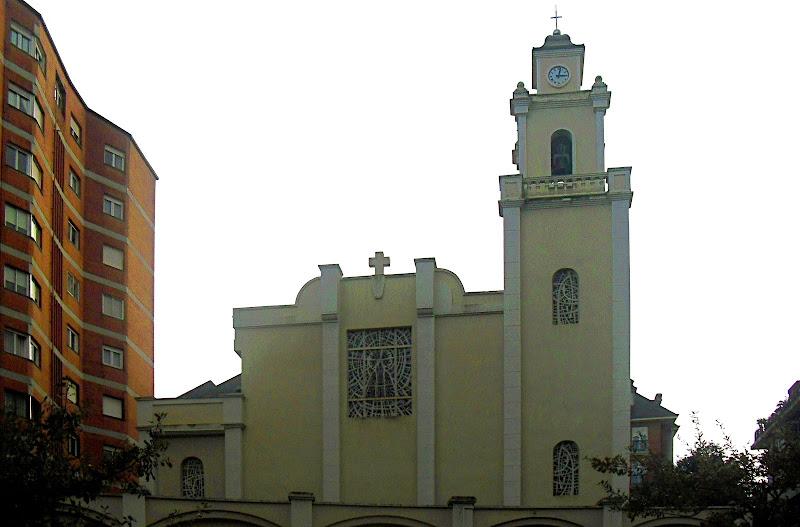 Parroquia Nuestra Señora Bien Aparecida en Santander