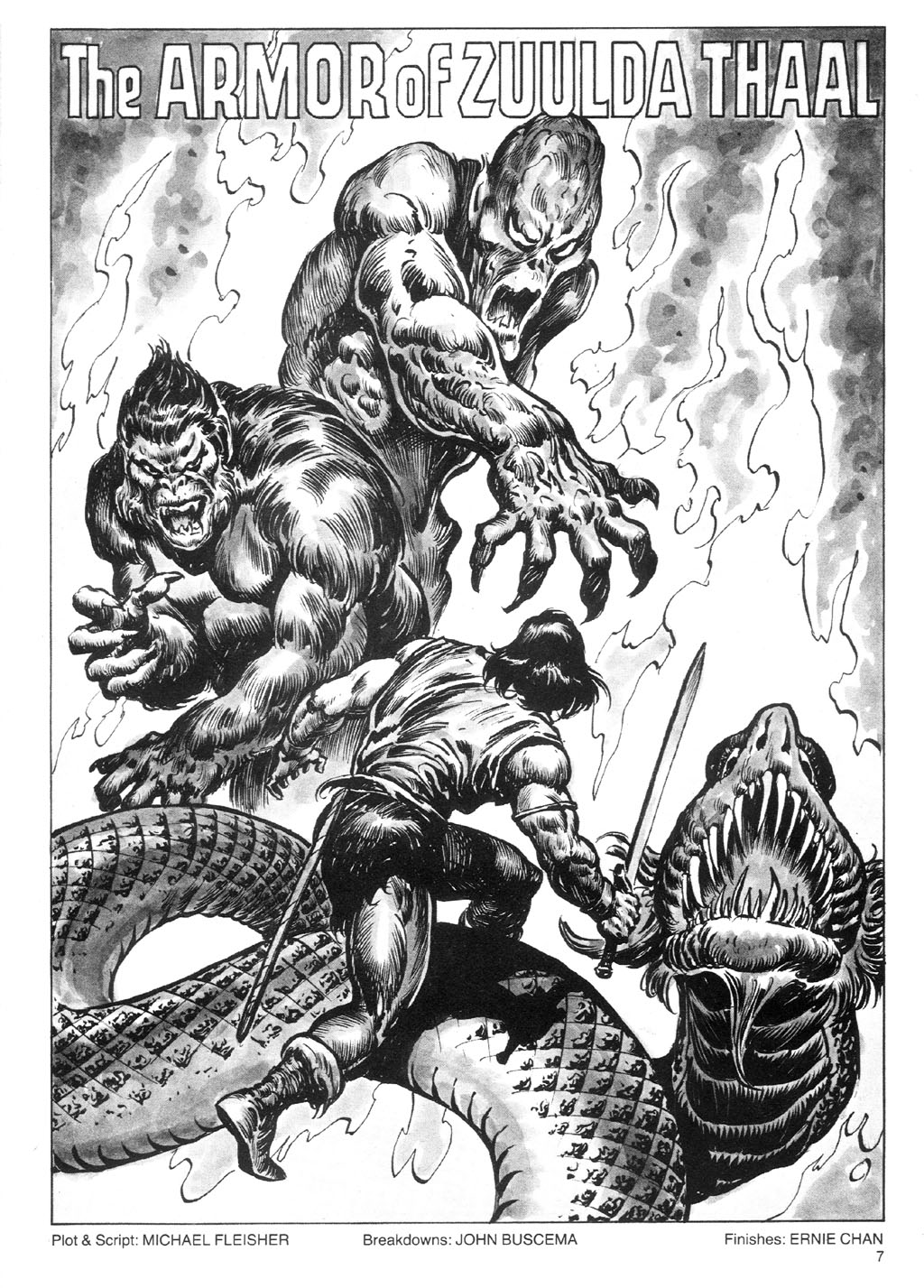 The Savage Sword Of Conan Issue #87 #88 - English 7