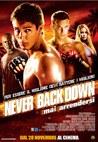 Download Never Back Down (2008) BluRay 720p 600MB Ganool