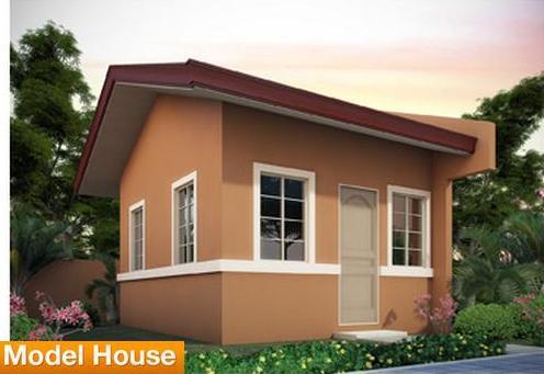 Andrea, One Storey House in Camella Lessandra Talamban