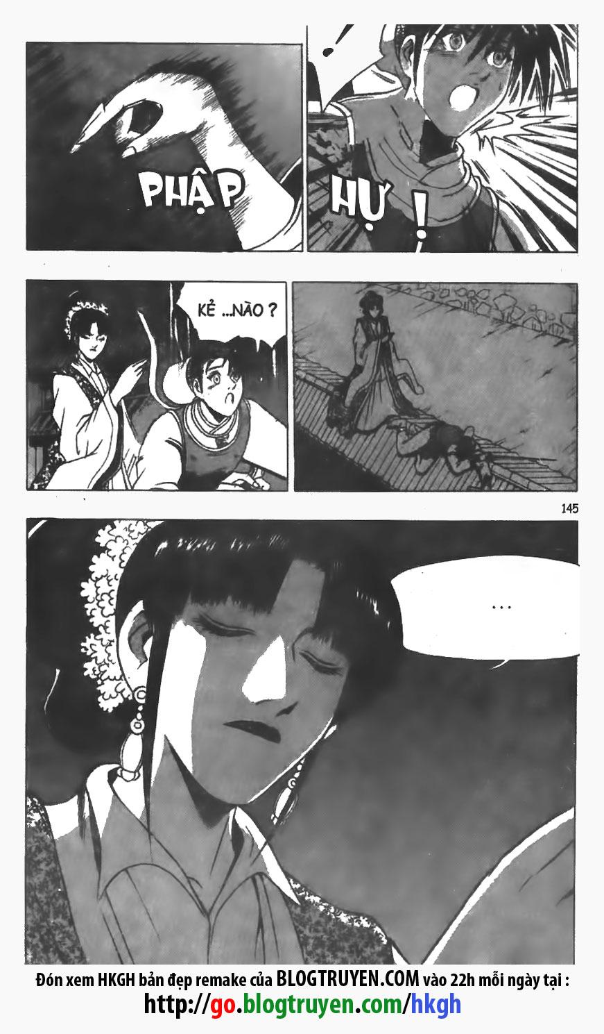 Hiệp Khách Giang Hồ chap 129 page 15 - IZTruyenTranh.com