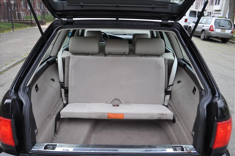 Just A Car Geek: 1995 Audi S6 Avant