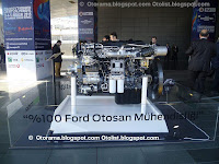 Otosan Ford'un  yeni yerli motoru