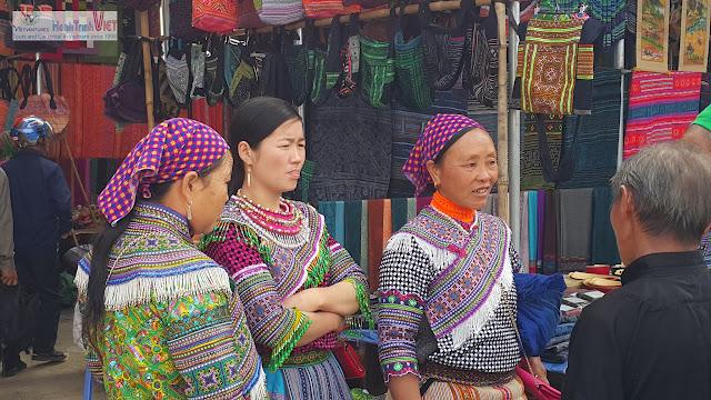 Chợ Bắc Hà, Sapa - điểm nhấn của du lịch Tây Bắc