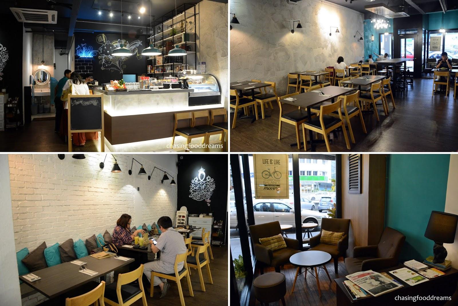 Chasing food dreams: bofe eatery @ section 19, petaling jaya