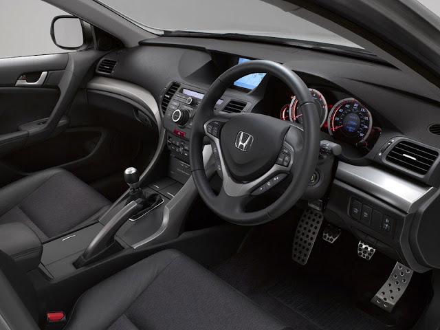 harga dan interior Honda accord