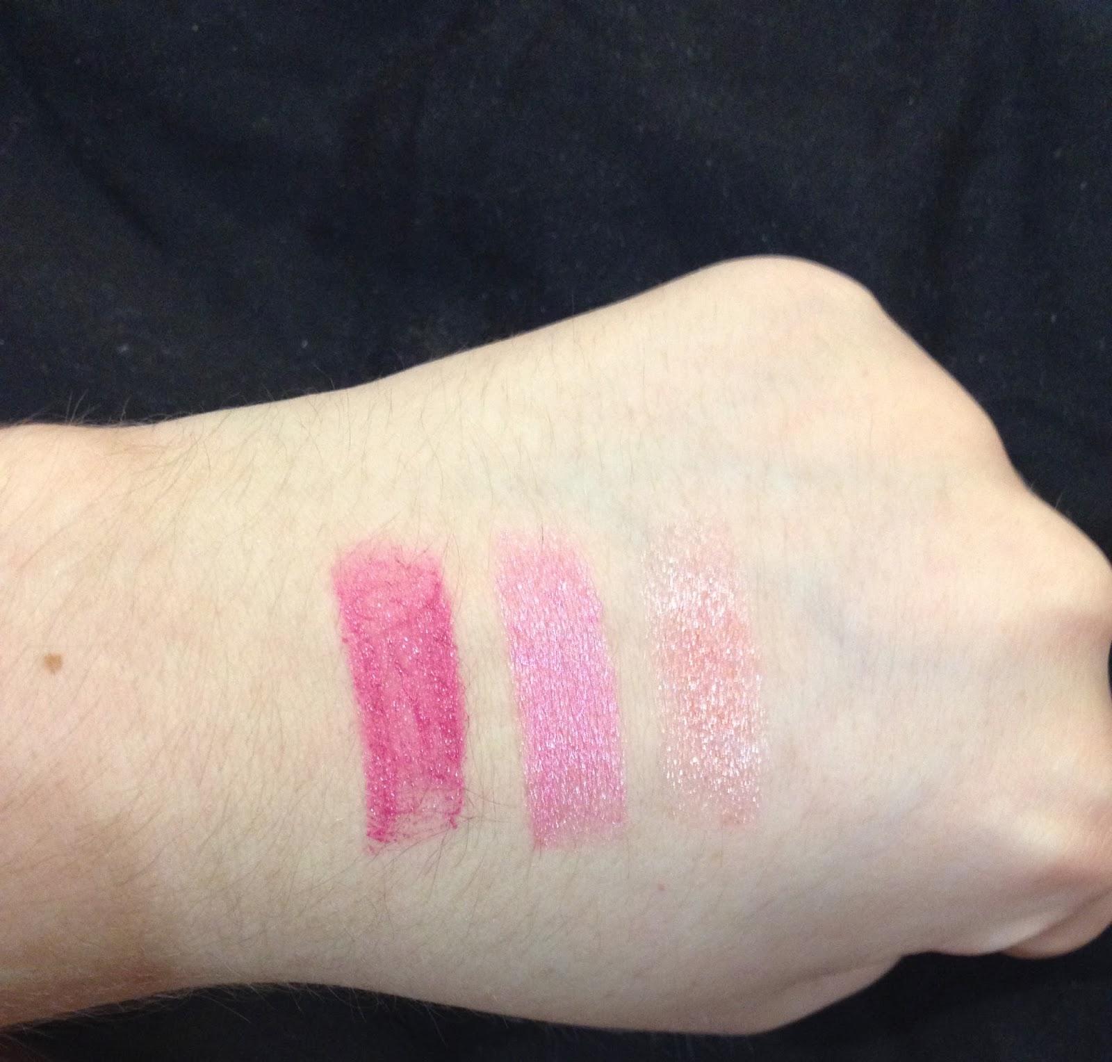 Lancome Color Design Lipsticks
