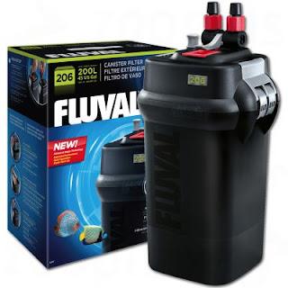 filter zewnętrzny fluwal