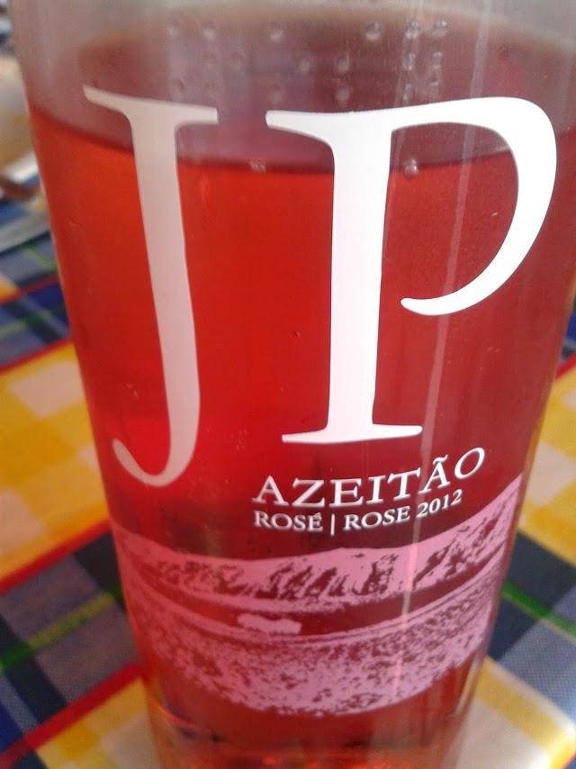 JP Rosé 2012 - reservarecomendada.blogspot.pt