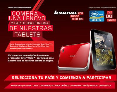 concurso+lenovo+gana+tablets+navidad+2011+colombia+computadores