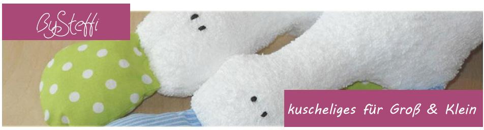 BySteffi ~ kuschelige Bio Spielwaren - Kuscheltier Manufaktur