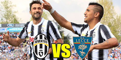 Juventus Lecce streaming live