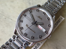 MIDO OCEAN STAR DATETODAY COMMANDER - SILVER DIAL - AUTOMATIC