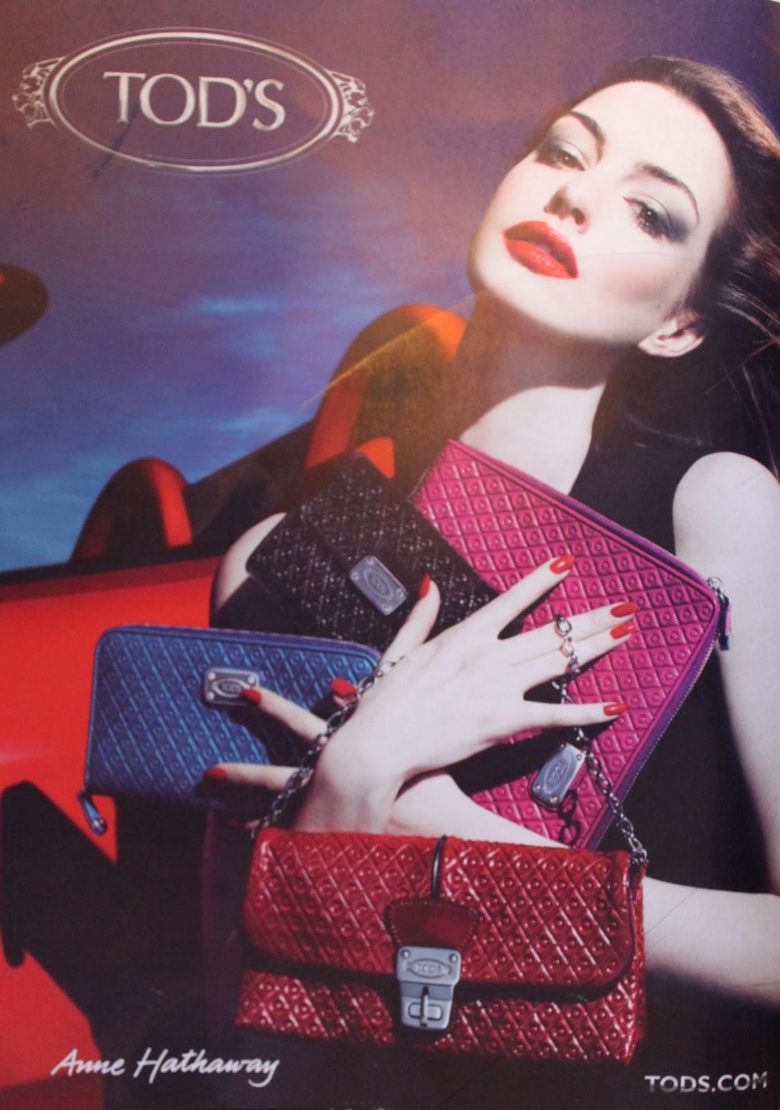 Mai senza smalto!: Pubblicità moda e unghie