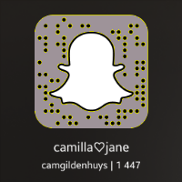Follow me on snapchat!