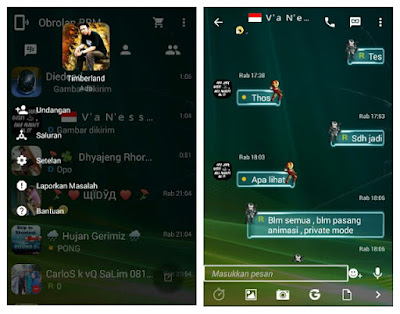 BBM MOD TRANSPARENT VERSI 2.9.0.49 APK New Version