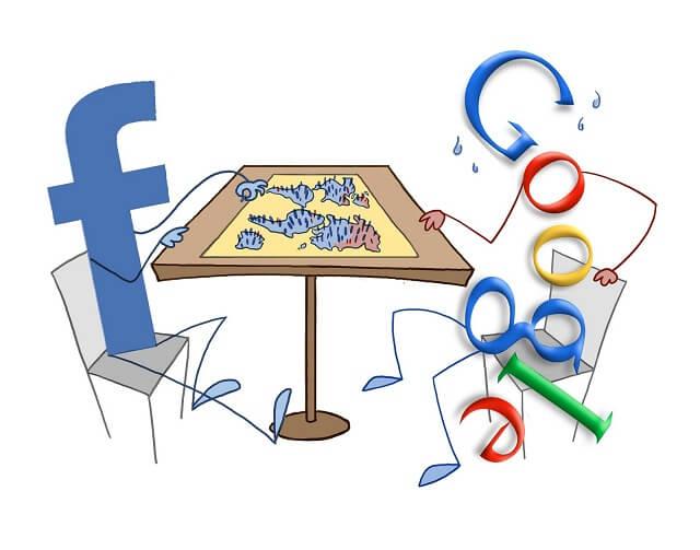 Facebook mengalahkan Google dengan referral traffic