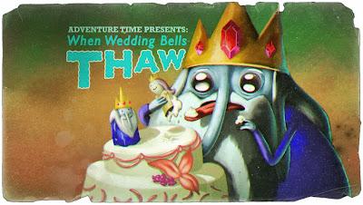 Quando os sinos de casamento derretem