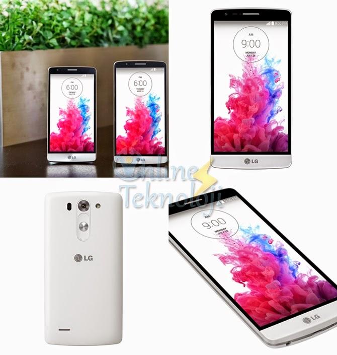 LG G3 Mini Modeli Tanıtıldı