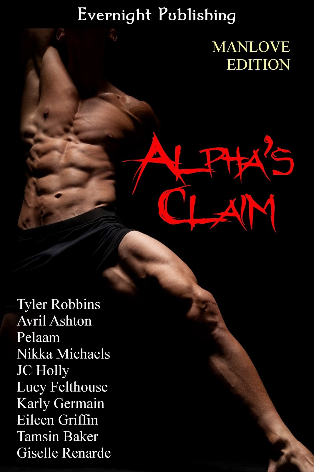 Fantastic M/M shifter anthology