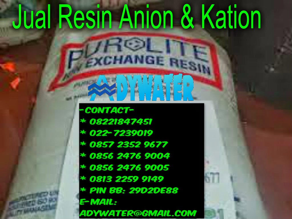 Jual Resin Purolite - Harga Resin Kation - Purolite
