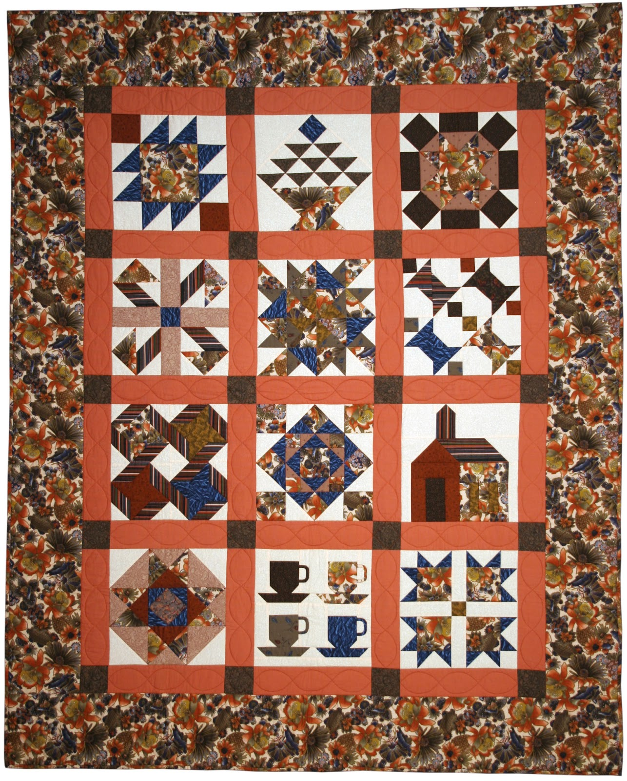 Beth Donaldson: Quiltmaker: Free Quilt Patterns : geometric quilt patterns free - Adamdwight.com