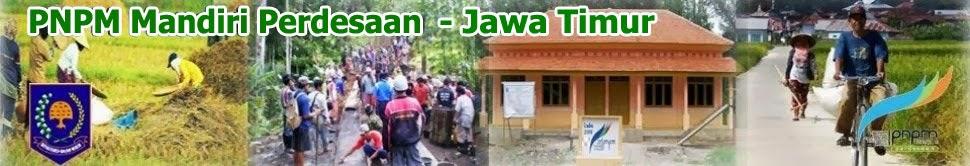 PNPM Mandiri Perdesaan - Jawa Timur