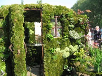 CRESPI ITALIAN GARDEN - il blog: Vuoi un giardino verticale?