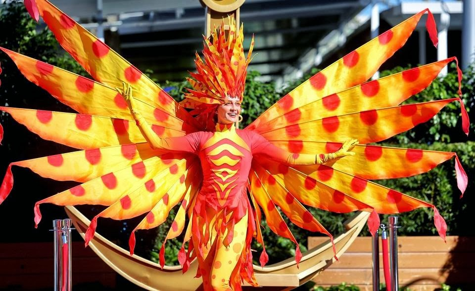 Disney Festival of Fantasy Parade em Orlando