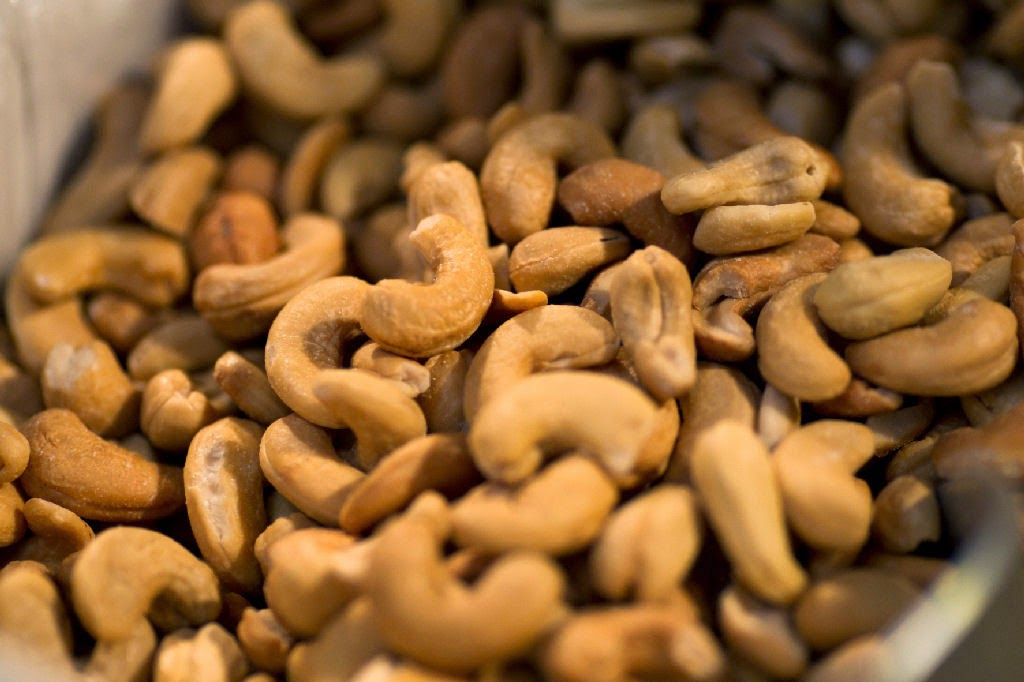 Cashews Are A Natural Anti-Depressant