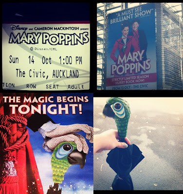 A Supercalifragilistic Spectacle: Mary Poppins In Review.