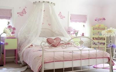 tips kamar anak bergaya klasik home sweet home
