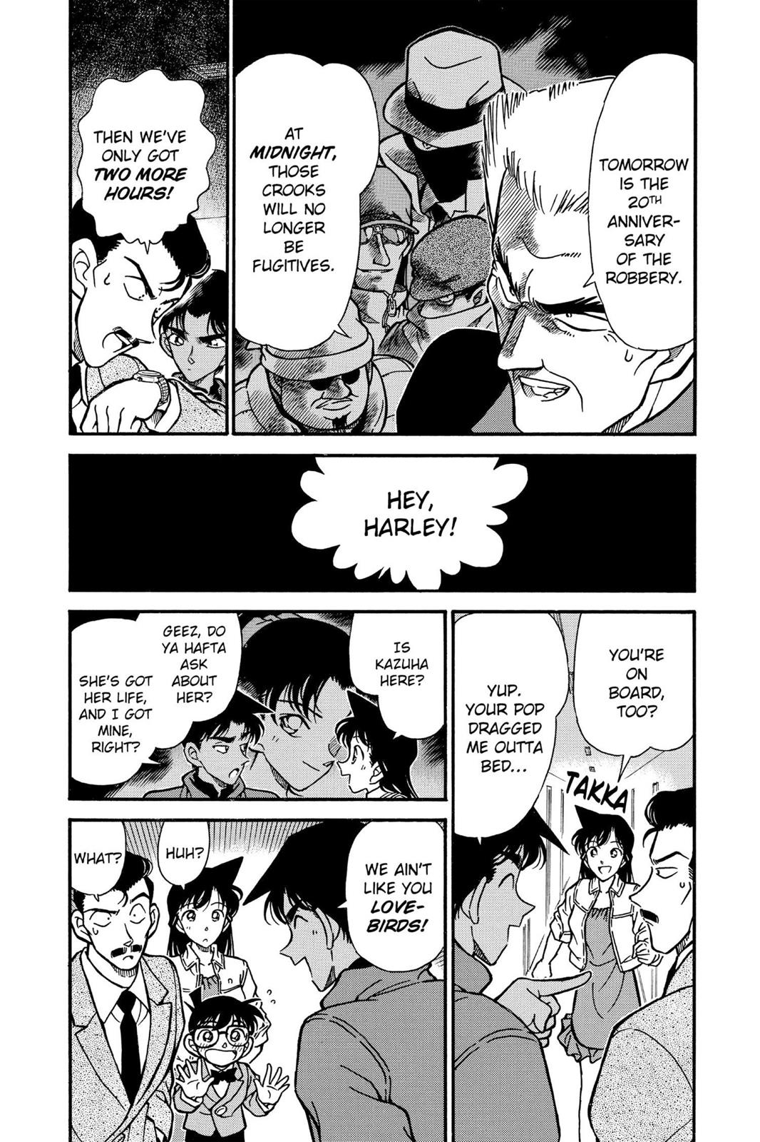 Detective Conan Chapter 226 page 4