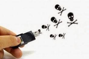 USB Dikhawatirkan Jadi Penyebab Malware