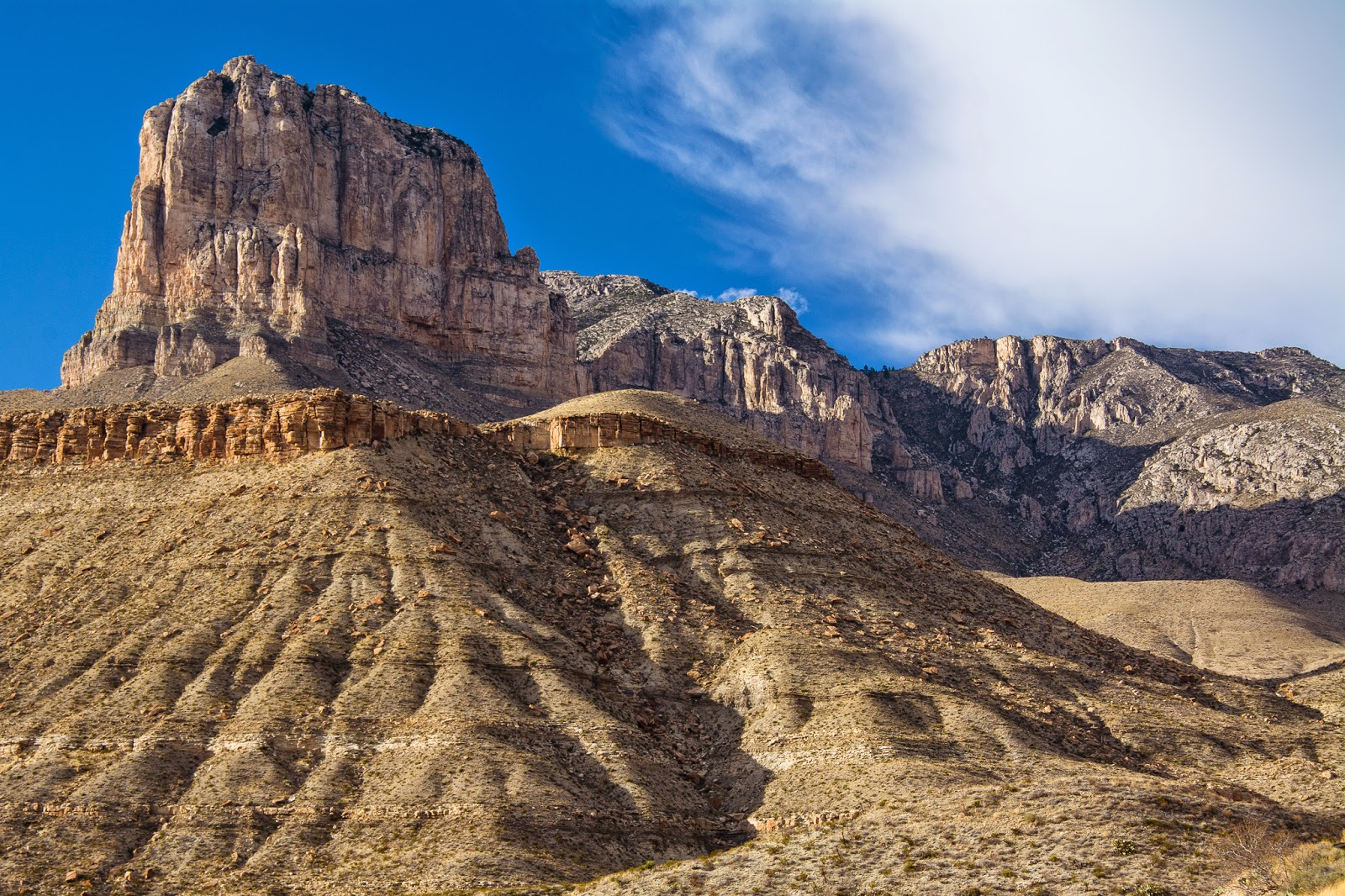 El Capitan, Guadalupe Mountains National Park