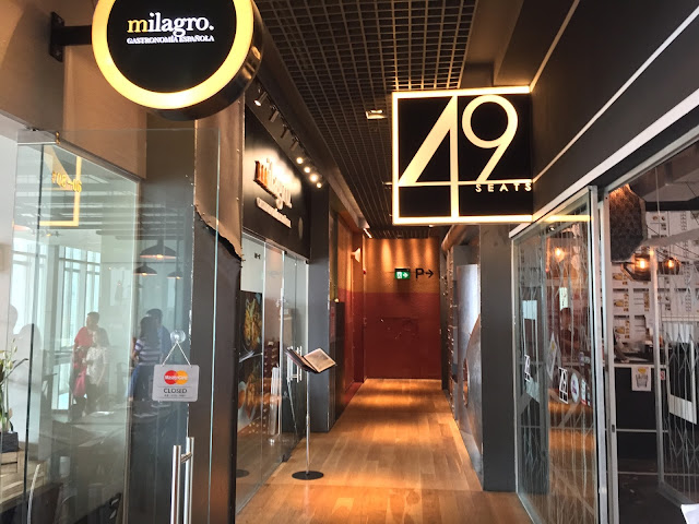 Milagro Spanish Restaurant and 49 Seats at Orchard Central