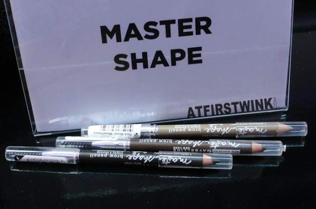 Maybelline Master Shape brow pencil
